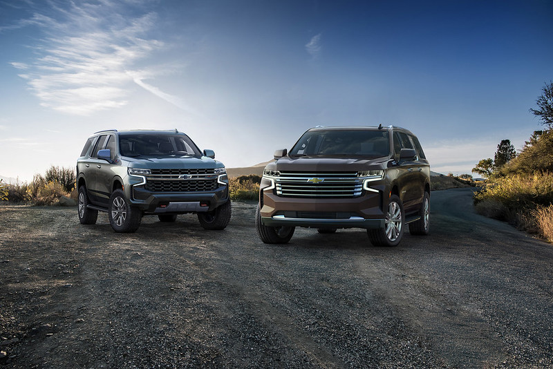 Chevy Tahoe and Suburban | Greencastle, PA